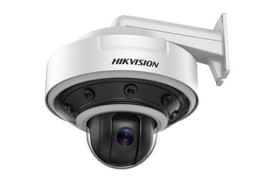Kameros Hikvision PanoVu DS-2DP0818Z-D