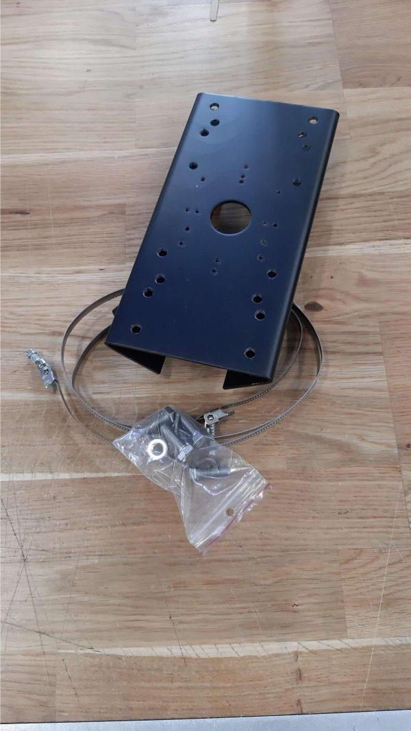 Kronšteinai Hikvision adapteris kronšteinams DS-1275ZJ (juodas)