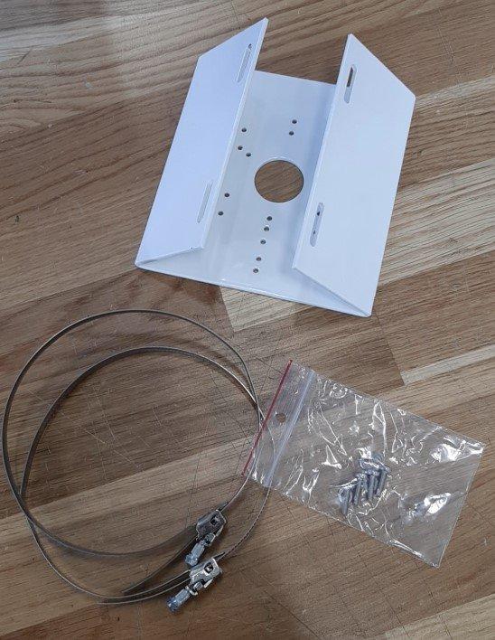 Kronšteinai Hikvision adapteris kronšteinams DS-1275ZJ
