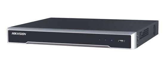 Įrašymo įrenginiai Hikvision NVR DS-7608NI-K2