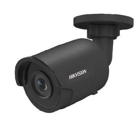 Kameros Hikvision bullet DS-2CD2045FWD-I F2.8 (juoda)