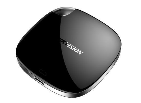 Kietieji diskai Hikvision HS-ESSD-T100I/128G (juodas)