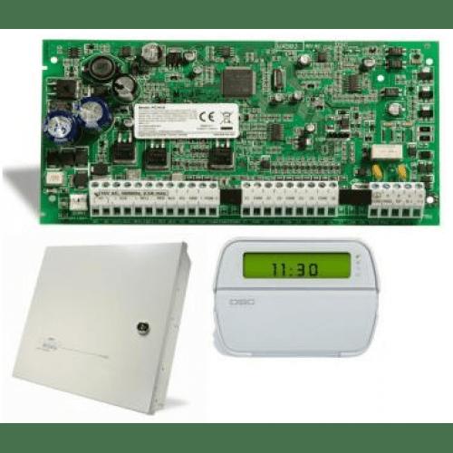 Centralės DSC apsaugos sistemos rinkinys PC1616E7H