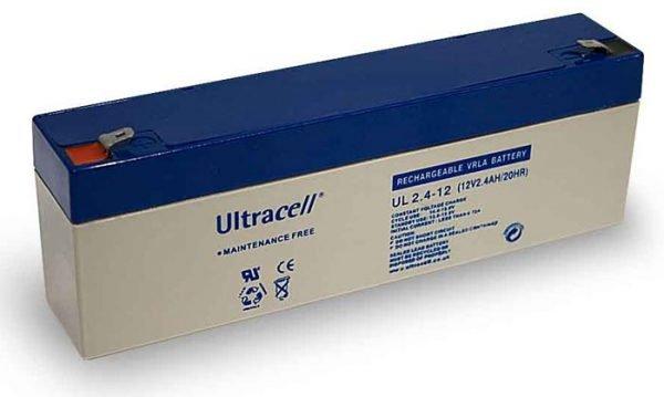 Maitinimo šaltiniai Akumuliatorius Ultracell UL2.4-12