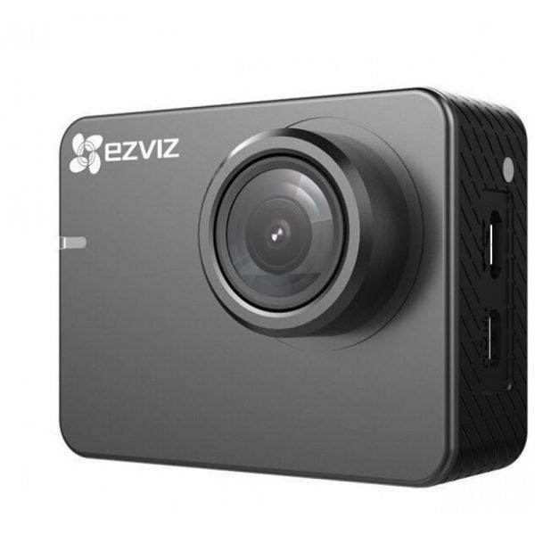 Kameros EZVIZ CS-SP206-C0-68WFBS (juoda)