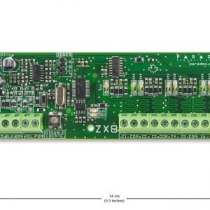 Išplėtimo moduliai PARADOX zonų išplėtimo plokštė APR-ZX8