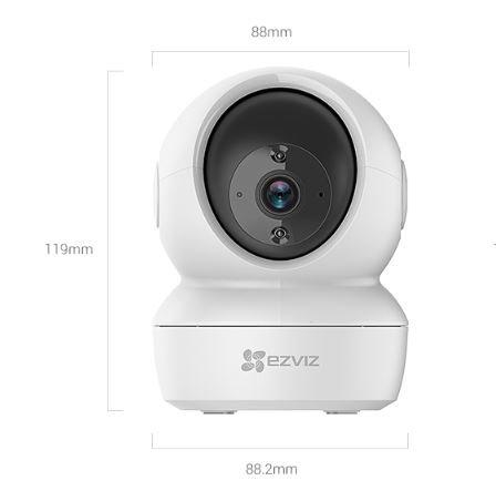 Kameros EZVIZ CS-C6N-A0-1C2WFR (C6N)