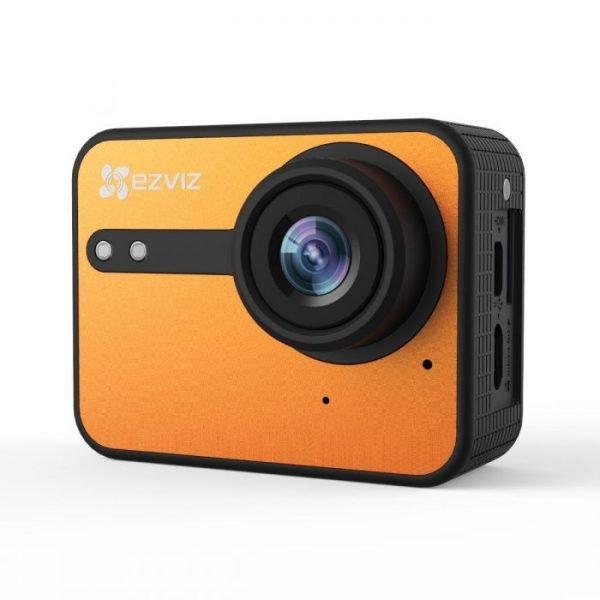 Kameros EZVIZ CS-SP206-B0-68WFBS (oranžinė)