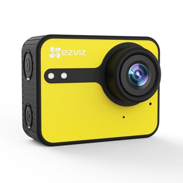 Kameros EZVIZ CS-SP206-B0-68WFBS (geltona)