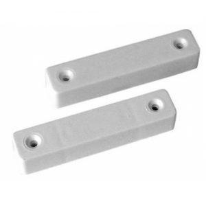 Magnetiniai kontaktai Uždedamas magnetinis kontaktas (baltas)