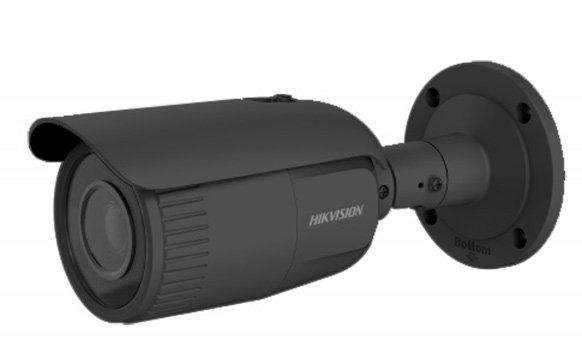 Kameros Hikvision bullet DS-2CD1643G0-IZ (juoda)
