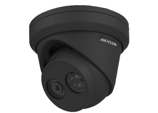 Kameros Hikvision dome DS-2CD2345FWD-I F2.8 (juoda)
