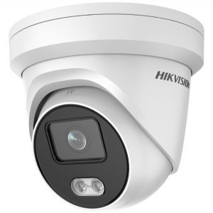 Kameros IP dome kamera Hikvision DS-2CD2347G1-L F2.8