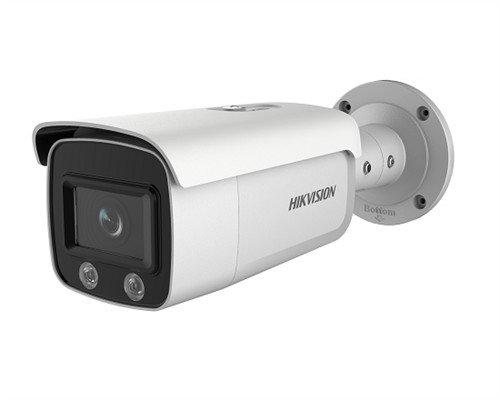 Kameros Hikvision DS-2CD2T47G1-L F2.8 (be kronšteino)