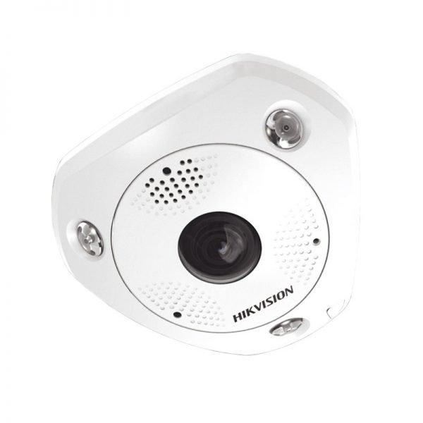 Kameros Hikvision fisheye DS-2CD63C5G0-IVS F1.29