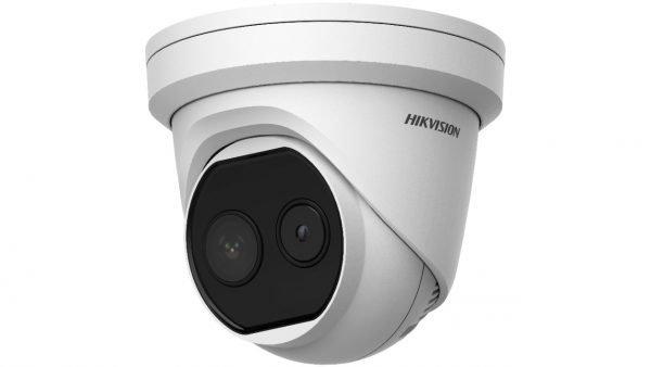 Kameros Hikvision DS-2TD1217B-3/PA