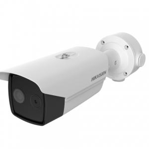 Kameros Hikvision termovizorinė kamera DS-2TD2617B-6/PA karščiavimui aptikti