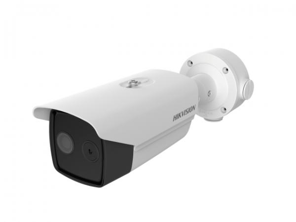 Kameros HIkvision termovizorinė kamera DS-2TD2636B-13/P karščiavimui aptikti