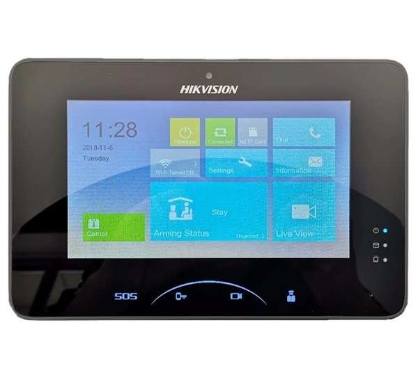 Monitoriai Hikvision DS-KH8301-WTB