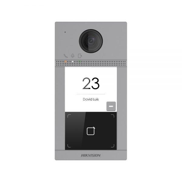 Iškvietimo moduliai Hikvision DS-KV8113-WME1