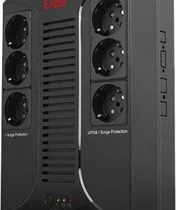 Maitinimo šaltiniai EAST EA280 UPS 850VA SCHUKO LCD USB RJ45