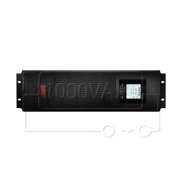 Maitinimo šaltiniai EAST EA630 RACK 3000VA LCD USB