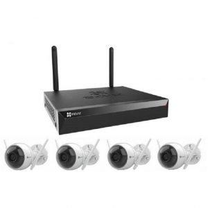 Komplektai Hikvision Wi-Fi rinkinys NK44W0H-1T(WD)