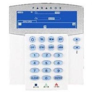 Klaviatūros PARADOX K37LCD