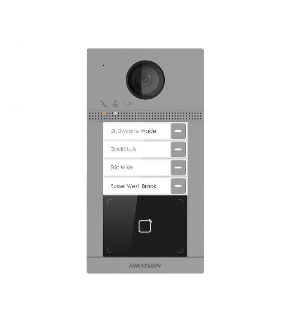 Iškvietimo moduliai Hikvision DS-KV8413-WME1