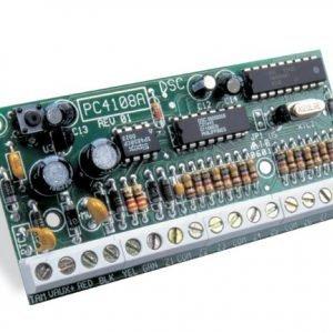 Išplėtimo moduliai DSC MAXSYS zonų išplėtimo modulis PC4108