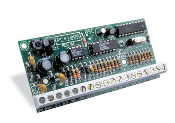 Išplėtimo moduliai DSC MAXSYS zonų išplėtimo modulis PC4116