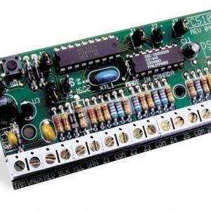 Išplėtimo moduliai DSC zonų išplėtimo modulis PC5108
