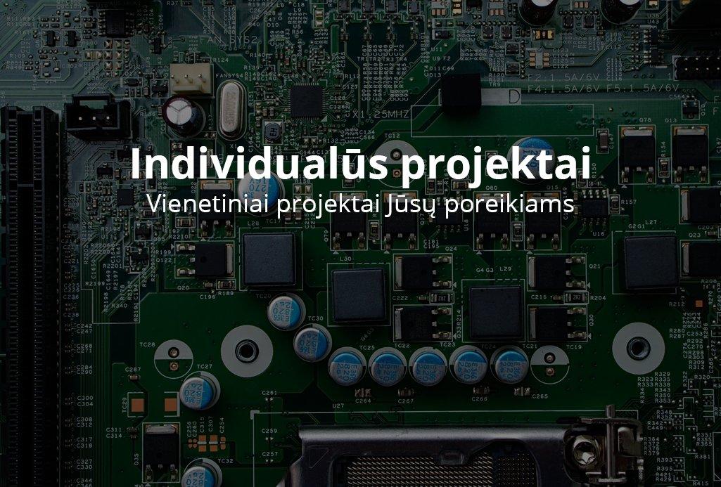 individualus projektai