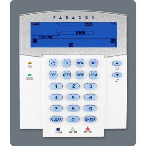 Klaviatūros PARADOX K35