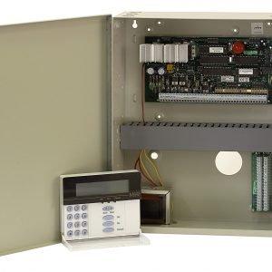 Centralės DSC MAXSYS apsaugos sistemos komplektas PC6010