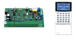 Komplektai DSC PC1404 ir PC1404RKZ apsaugos sistemos komplektas su korpusu