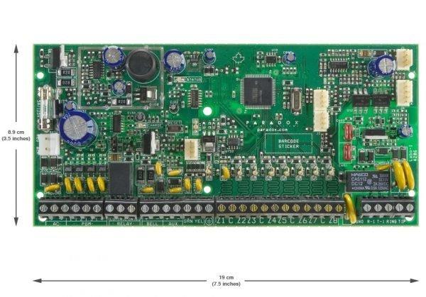 Centralės PARADOX SPECTRA SP6000