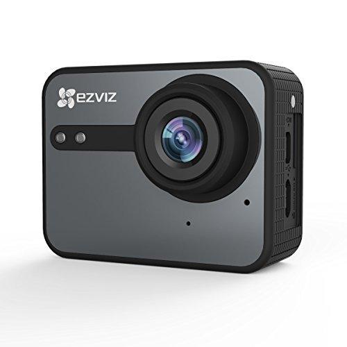 Kameros EZVIZ CS-SP206-B0-68WFBS (pilka)