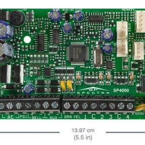 Centralės PARADOX SPECTRA SP4000
