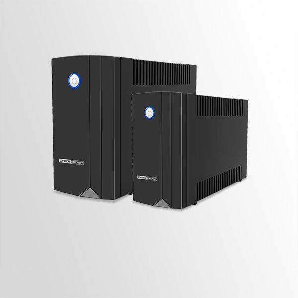 Maitinimo šaltiniai UPS Cyber Energy Ultima 1000VA/600W
