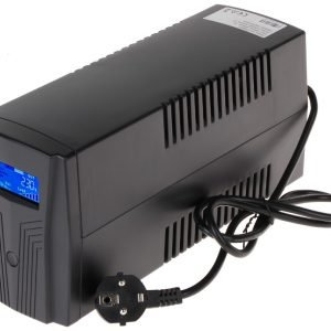 Maitinimo šaltiniai EAST EA200 PLUS UPS 850VA SCHUKO USB