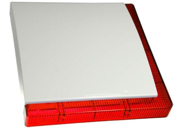 Sirenos Sirena VEGA PLUS (balta/raudona)
