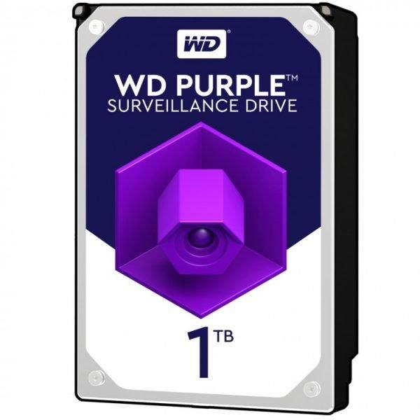 Kietieji diskai Kietasis diskas WD Purple 10PURZ