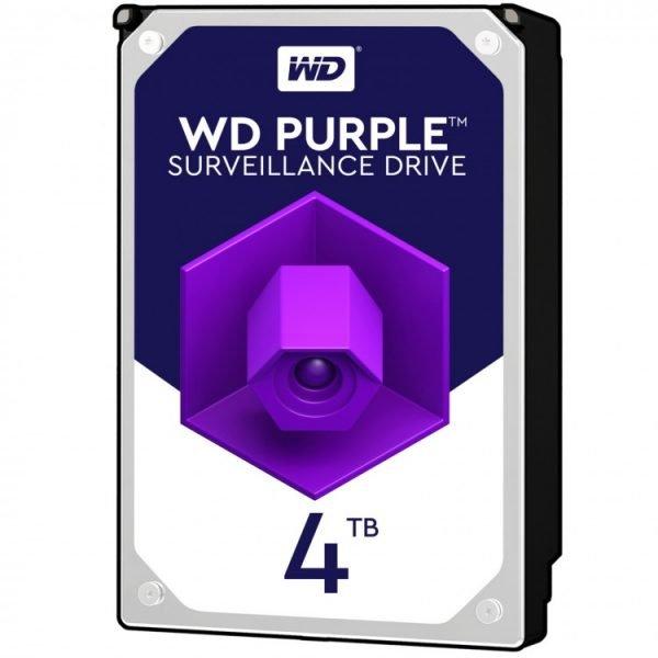 Kietieji diskai Kietasis diskas WD Purple 40PURZ