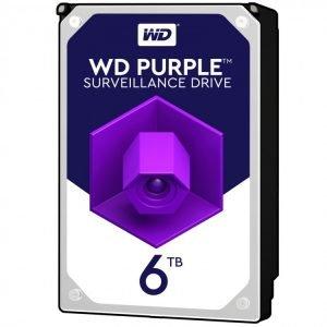 Kietieji diskai Kietasis diskas WD Purple 60PURZ