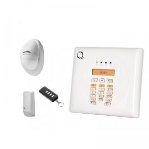 Komplektai DSC apsaugos sistemos komplektas DSC WP8010-K-FR
